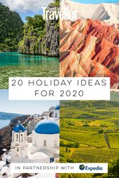 Holiday ideas for 2020