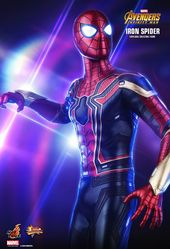 Hot Toys : Avengers: Infinity War – Iron Spider 1/6th scale Collectible Figure