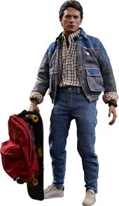 Hot Toys Marty McFly Sixth Scale Figure $224.99 Click on picture links for more …