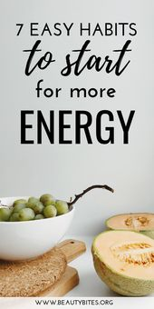 How To Have More Energy & Focus