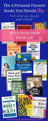 The 10 Best Personal Finance Books to Change Your Life
