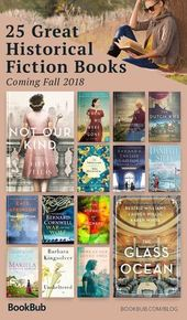The Best Historical Fiction Books of the Fall