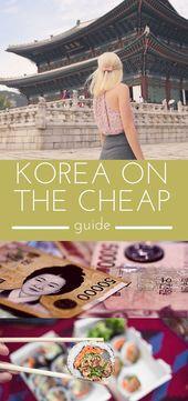 Traveling Korea on the Cheap