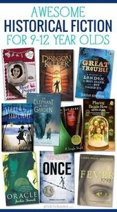10 Historical Fiction Books for Tweens