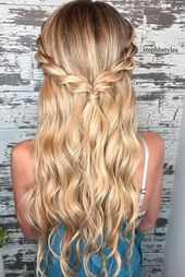 18 Easy Hairstyles for Long Hair – Make New Look!