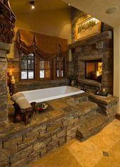 44 Luxurious Bathroom Designs Ideas That Exude Luxury – ROUNDECOR