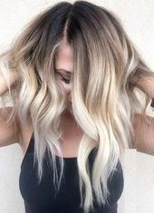 45+ Beautiful Brown to Blonde Ombre Short Hair – Love this Hair