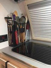 50 Genius Tips & Tricks Organization for Full Time RV Living – DoMakeover.com