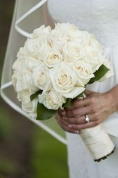 50 Top Ideas:  White Bouquet Wedding Ideas For Your Special Day
