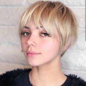 60 Beautiful Short Hair for Girls 2019