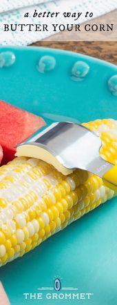 Corn Butter Knife – Set of 2
