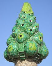 Gaudi Chimney 1