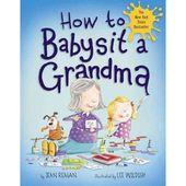 How to Babysit a Grandma (Hardcover) – Walmart.com
