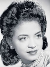 Kay Davis: Singer who worked with Duke Ellington