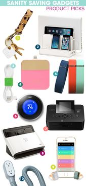 Organize With This: Sanity Saving Gadgets!