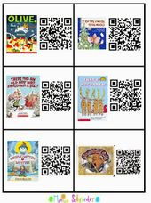 QR Code Freebie from The Schroeder Page! – Classroom Freebies