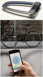 Secure Your Bike With Skylock – GetdatGadget