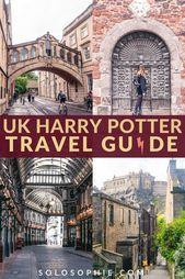 The Complete Harry Potter UK Travel Guide For Muggles | solosophie