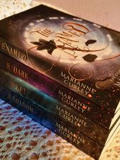 The Four Books of The Guardians of Time Series