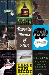 The best books I read in 2013, from nonfiction to young adult to magical realism…