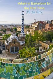 When In Barcelona For The First Time – I'd Go Here