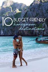 10 Budget-Friendly Honeymoon Destinations • The Blonde Abroad