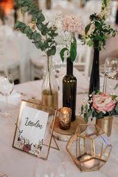 139 Ideen für eure Hochzeitsdeko – Die schönsten Inspirationen von der Trauung bis zur Tischdeko – kleiner Flieder