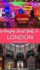 16 Amazing Secret Spots In London | Secret Places In London