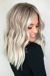 21 Platinum Hair Looks To Appear Super Hot | LoveHairStyles.com