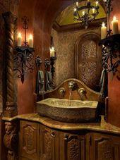 49 Luxury Furniture to Upgrade Your Elegant Bathroom