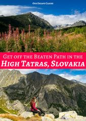 5 Reasons to Go Hiking in the High Tatras of Slovakia – Our Escape Clause