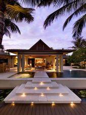8 Luxury Modern House Architectural Design Ideas