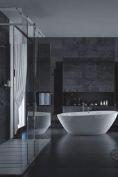 K54 Apartment: A Stylish Apartment Designed with Black-White and Modern Interior   Futurist Architecture