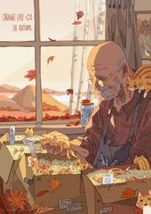 Life Is Tough, But Keep Going: Colorful And Sunny Illustrations By Xi Zhang