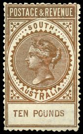 Realisations (Public Auctions) / Stamps