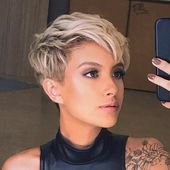 Short Haircuts For Girls 2020   Women's Hairstyles   The Hair Trend