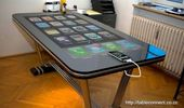 Table Connect for iPhone – iPhone-Tisch wird Realität