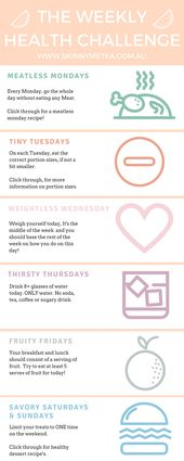 The Weekly Health Challenge