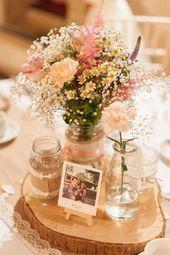 Traumhafte Hochzeitstischdeko Ideen für deine Hochzeitsplanung