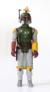 Vintage Kenner large-sized Boba Fett