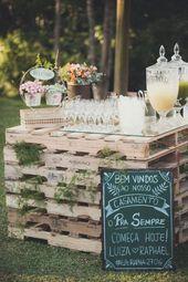 10 DIY Rustic Country Wedding Ideas – diy Thought