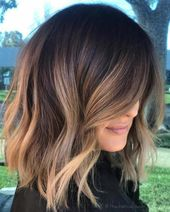 11 best Dark brown hair with light brown highlights for iconic beauty