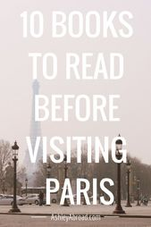 13 Must-Read Books About Paris to Read Before Your Trip | 2019 Updated