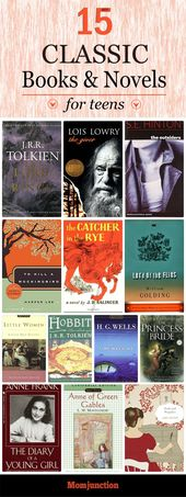 15 Best Classic Books For TeensTo Read