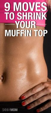 16 Exercises to Get Rid of Your Mommy Muffin [VIDEO]