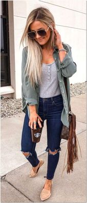 20+ Most Trending Summer time Outfits Tips For Women of all ages