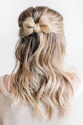 27 Easy Cute Hairstyles for Medium Hair   LoveHairStyles.com