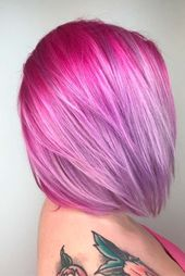 30 Loveliest Magenta Hair Color Ideas | LoveHairStyles