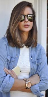 40 Refreshing Hairstyles for Ladies around 40 – Excitement 2018