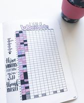 5 Must-Have Health and Fitness Bullet Journal Spreads – The Petite Planner
